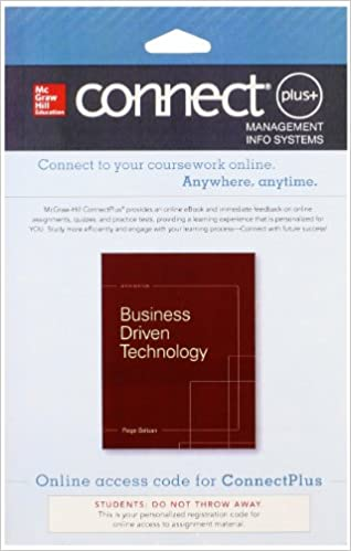 Amazon connect access card for business driven technology connect access card for business driven technology 6th edition fandeluxe Gallery