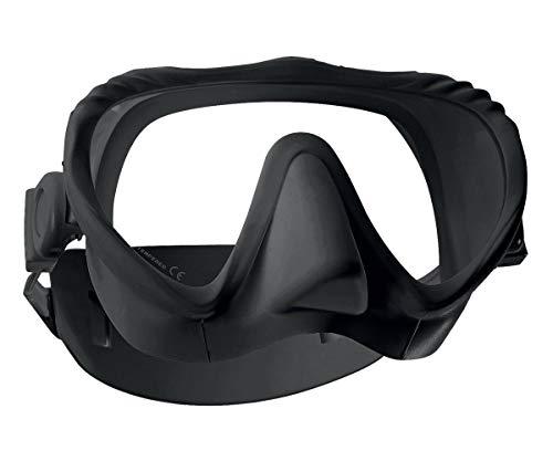 ScubaPro Ghost Dive Mask (Black)