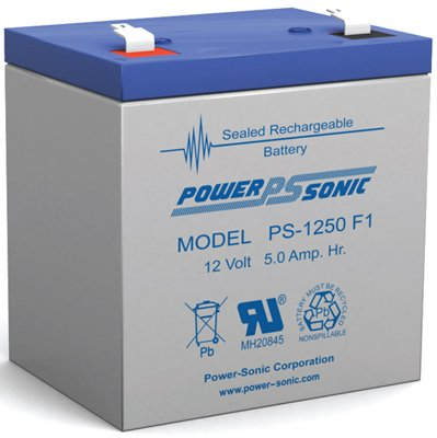 12v 4500 mAh UPS Battery for Power Patrol SLA1050 [Electronics]