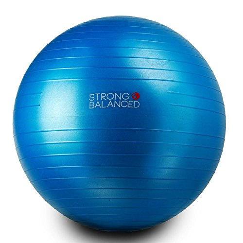 Strong & Balanced Exercise Ball