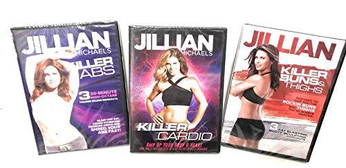 = The New Jillian Michaels Killer Collection 3 DVD Set ()