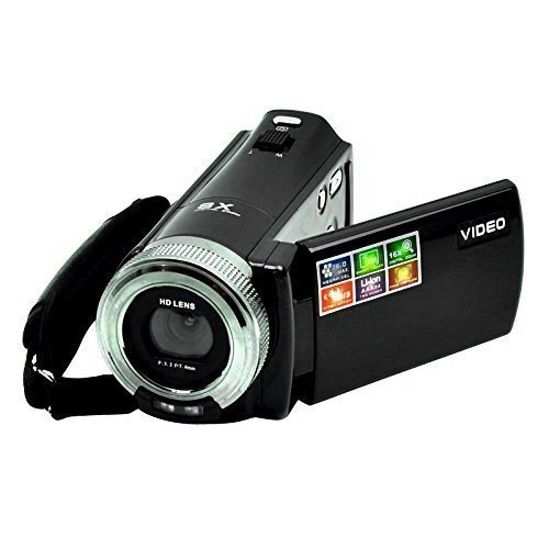 KINGEAR Recorder Camera Digital Camcorder