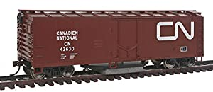 Walthers Trainline Track CN Cleaning Car