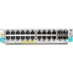 HP 20p PoE+ / 4p SFP+ v3 zl2 Mod (J9990A)