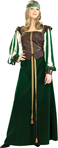 Robin Hood - Maid Marion Designer Collection Costume (Women's Adult Large (Robin Hood Designer Collection Costumes)