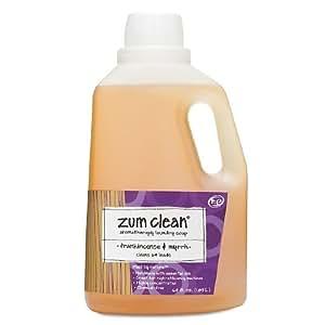Zum Clean Aromatherapy Laundry Soap Frankincense Amp Myrrh