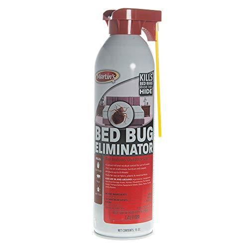Martins s Bed Bug Eliminator Spray 15OZ