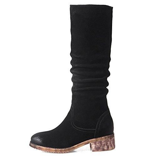 Nine SevenKnee High Boot - Botas mujer negro