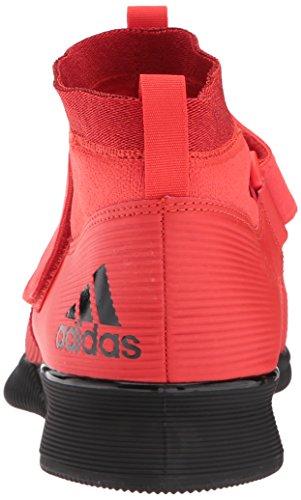 res Pour Hommes Hi Chaussures Sport Adidas De Taille Black Scarlet Red qfw0gP