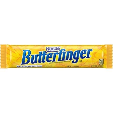 BUTTERFINGER Candy Bars BULK Pack (1.9 oz, 36 Ct.)