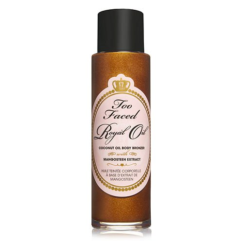 Too Faced Royal Oil Coconut Body Bronzer with Mangosteen Extract 3.3 FL OZ