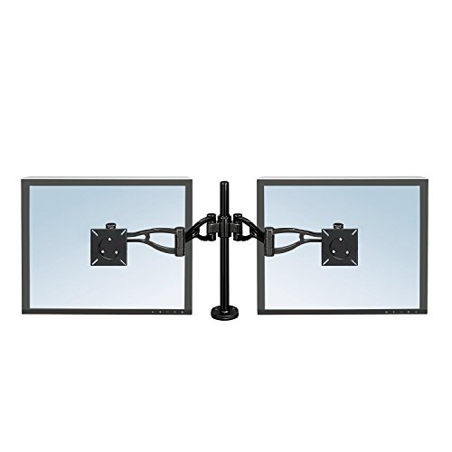 Fellowes Professional Series Depth Adjustable Dual Monitor A