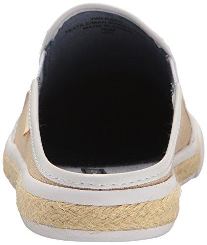 Tommy Hilfiger Womens Frank Sneaker Natural