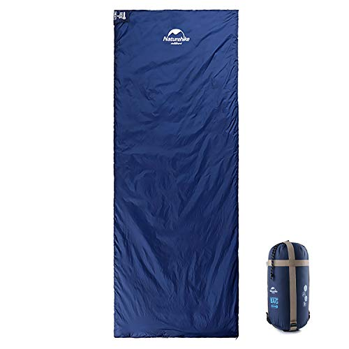 Naturehike-Ultralight-Envelope-Sleeping-Bag-Backpack-Portable-Compact-Lightweight-Warm-Weather-Sleeping-Bag-for-Adults-Kids-Backpacking-Camping-Hiking-with-Compression-Sack