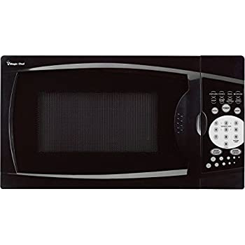 Amazon Com Magic Chef Mcm770b 0 7 Cu Ft 1000w Black