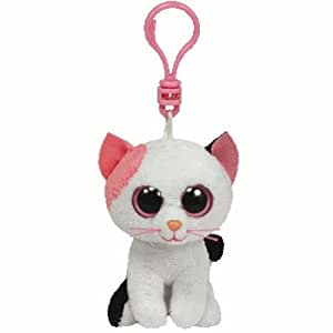 Amazon.com: Ty Beanie Boos Muffin- Clip: Toys & Games