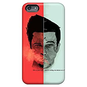 iphone 6plus 6p Scratch-proof phone carrying covers Protective Attractive fight club tyler durden
