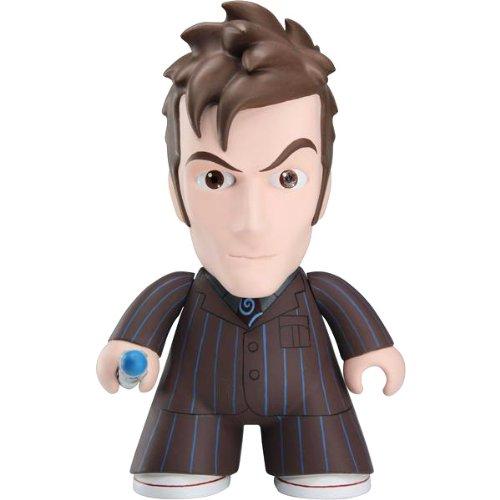 "Titan Merchandise Doctor Who Titans: 10th Doctor 6.5"" Vinyl Figure (Suited Version)"