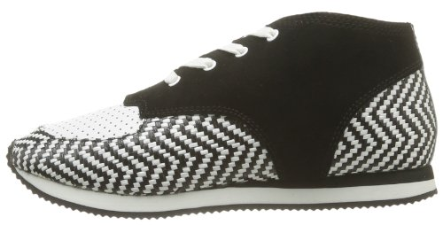 black Running Eleven Femme amp;white Chaussures Noir Paris Runraf De vB0Sv