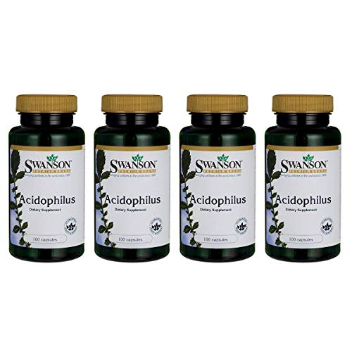Bestselling Acidophilus Digestive Supplements