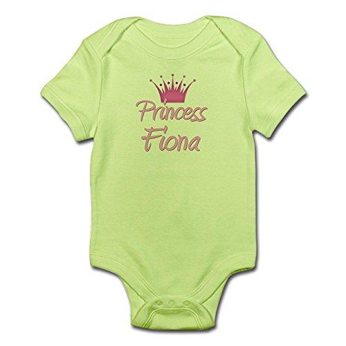 Princess Fiona Green Dress (CafePress Princess Fiona - Cute Infant Bodysuit Baby Romper)