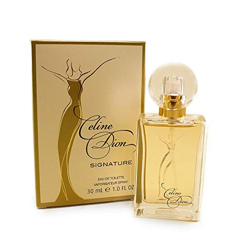- Celine Dion Signature Eau de Toilette Spray for Women, 1 Ounce