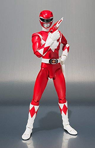 Power Rangers 2018 Saban's Event Exclusive S.H. Figuarts Red Ranger