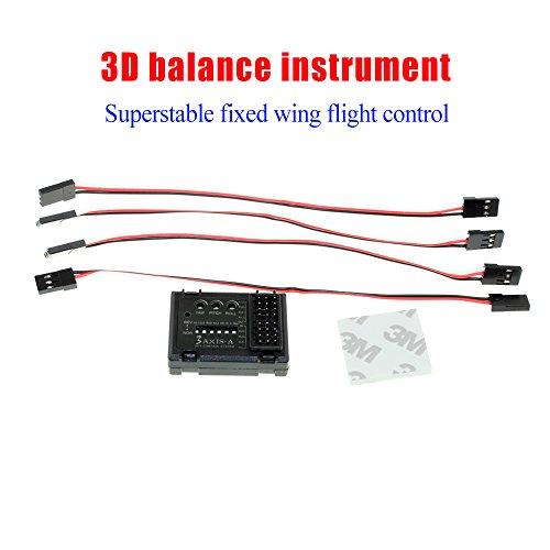 Review Soulload 3-axis Flight Control