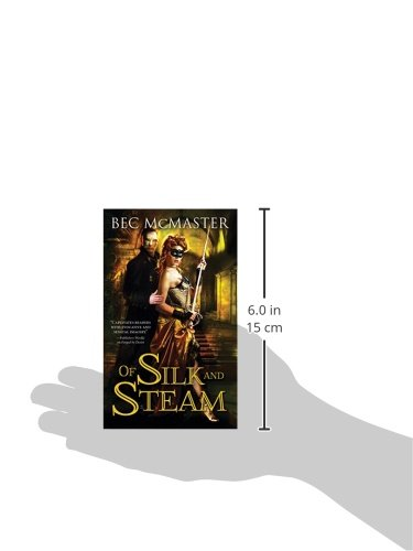 Of Silk and Steam (London Steampunk) 5