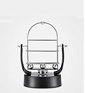 Cellphones & Telecommunications Hearty Novel Revolving Swing Balance Ball Phone Holder Amount Perpetual Motion Physics Intelligent Automatic Pedometer Phone Holder