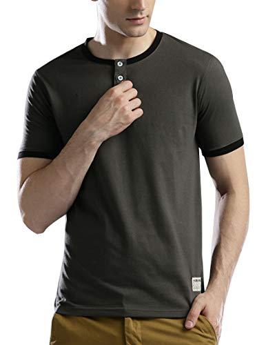 Hubberholme Men's Poly Cotton T-Shirt