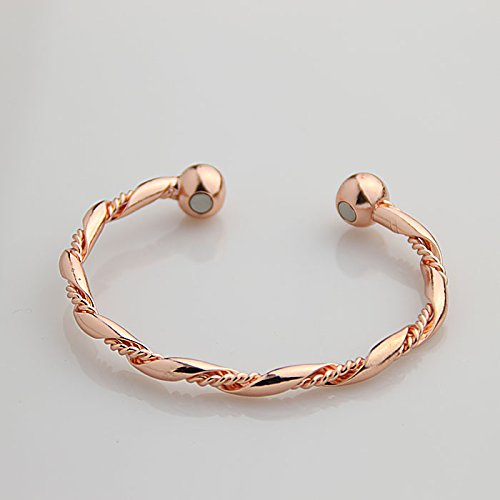 Copper Healthy Magnetic Bracelet Adjustable