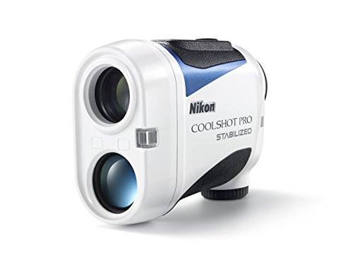 Nikon Coolshot Pro Stabilized Golf Rangefinder Standard Version