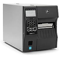 Zebra Technologies ZT41046-T410000Z Series ZT410 Direct Thermal/Thermal Transfer Industrial Printer, 600 DPI, 4 Max Print Width, Tear Bar, USB/Serial/10/100 Ethernet/BT 2.1