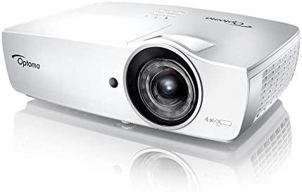 Optoma W460ST Video - Proyector (4200 lúmenes ANSI, DLP, WXGA (1280x800), 20000:1, 16:9, 1483,4 - 3797,3 mm (58.4 - 149.5