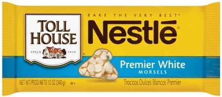 Nestle House Premier White Morsels