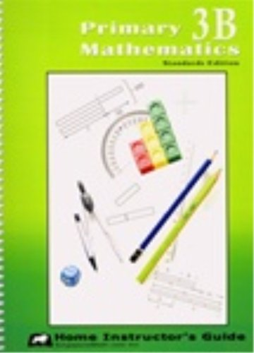 Primary Mathematics 3B, Home Instructor's Guide, Standards Edition pdf