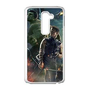 YESGG The Avengers Phone Case for LG G2 Case
