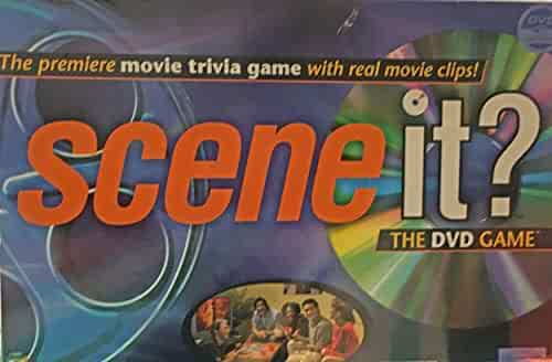 Scene it? Movie Edition DVD Game