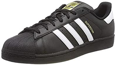 Adidas Superstar Foundation, Men's Athletic & Outdoor Shoes, Multicolour (Black & White Multicolour), (36)