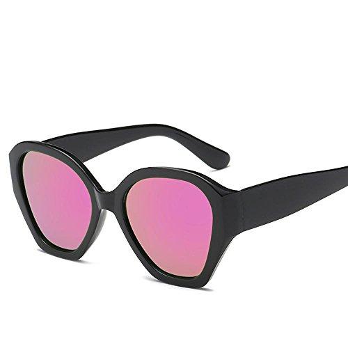 Aoligei L'Europe et les États-Unis grand cadre lunettes de soleil lunettes de soleil rétro lunettes de soleil femmes E21gaKqU9