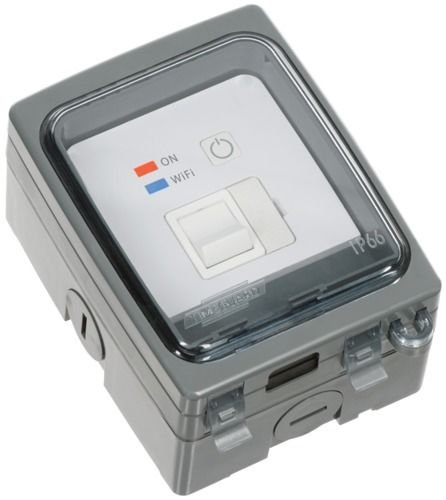 Timeguard FSTWIFITGV Wi-Fi Controlled IP66 Fused Spur