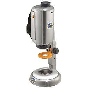 Discovery Kids 2-in-1 Microscope (Detachable Monocle)