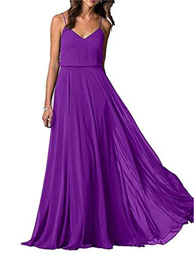 the Kleid Leader Beauty of Linie Violett Damen A 5Y4YS