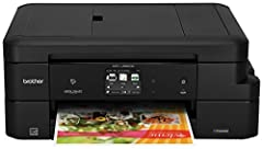 Spend less for more pages. Introducing the Brother mfc-j985dw work smart all-in-one with INKvestment cartridges - an innovative, cost-effective solution ideal for your small office or home office. Maximize your business spend with 2400 page b...