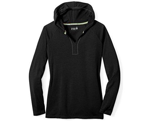 Smartwool Women's Merino 150 Hoody (Black) Medium by SmartWool
