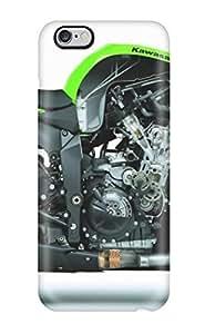 Benailey IJowGEX4023HMayG Case Cover Skin For Iphone 6 Plus (kawasaki Motorcycle )