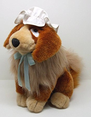 Disney Exclusive Nana Plush - Peter Pan Dog