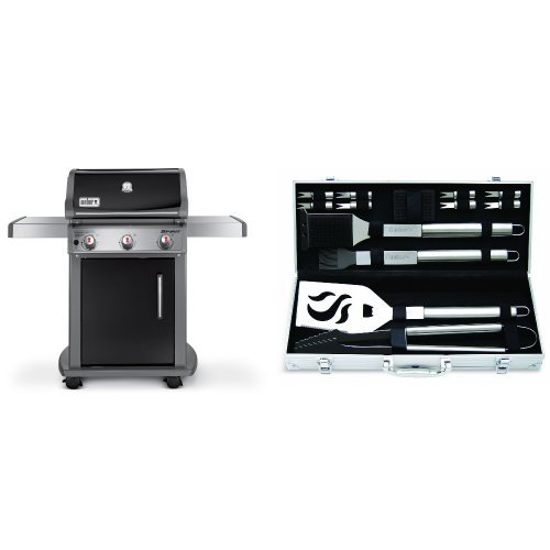 weber-46510001-spirit-e310-liquid-propane-gas-grill-black-with-cuisinart-grilling-set