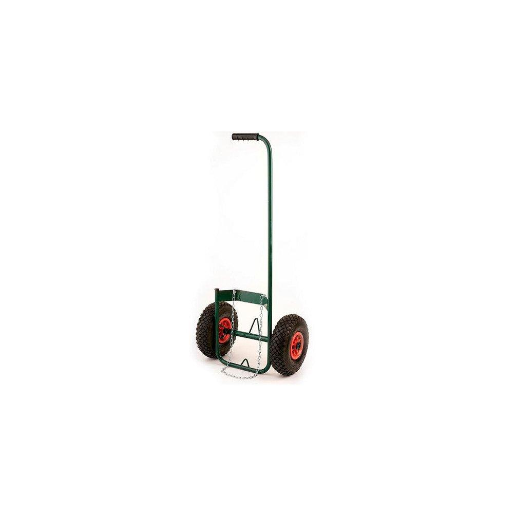 Ribiland PROX580002 Carrito para botella de gas con ruedas hinchables: Amazon.es: Hogar